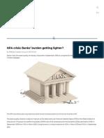 NPA Crisis_ Banks' Burden Getting Lighter_ - The Financial Express