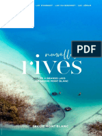NOUVELLES RIVES ///// LES LACS DE SAVOIE 2019