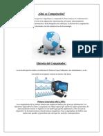 Informe Sobre La Computacion (Listo)
