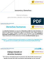 Enfoques Ddhh, Genero e Interculturalidad Segunda Parte