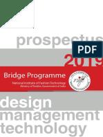 Bridge Programme Final 16-04-2019