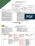 1.- Planificación Curricular Anual - BACHILLERATO -16-17