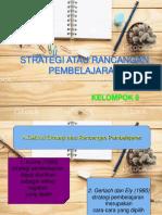 06. Tk.1 Strategi Atau Rancangan Pembelajaran - (Promosi Kesehatan)