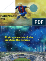 math project  99