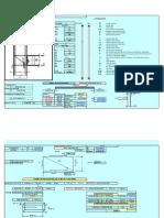 Caculo Union Soldada Zona de Panel 2016 Tubos ,Ipe