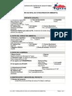 Formulario de Categorizacion D.S. 3856 Agua Potable Charaja (1)