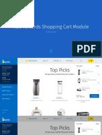 ShoppingCardModule Desktop