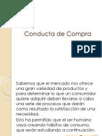 10. Conducta de Compra