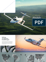 HondaJet Elite Brochure