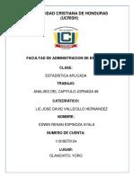 Analisis Del Capitulo Jornada #8