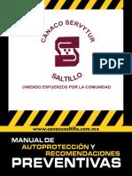 Manual de prevencion y recomendaciones
