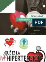 Hipertención e Hipotención Arterial