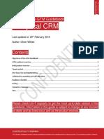 GTM Guidebook Analytical CRM