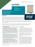 Cambium Pmp 450 Access Point Datasheet Sept2016