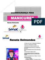 BIOSSEGURANÇA PARA MANICURES