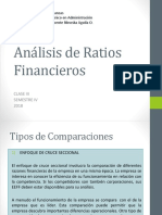 CLASE 3 Análisis de Ratios Financieros