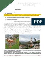 Proyecto Metinves Turismo Rural Cacota
