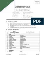 Soal Ujikom-Teknik Audio Video-K13-Paket 1