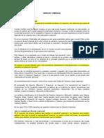 Derecho Comercial i x Ff
