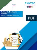 Tema 4 - Gestión y Control de Inventarios
