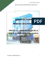 152496173 Memoria Descriptiva Clinica
