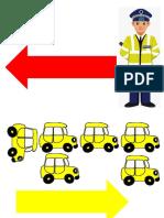 Derecha Izquierda Amarillo