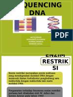 4. Restriksi Site & Sequencing