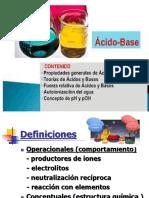 Acidos y Bases -2015