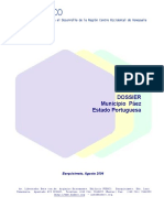 Dossier Municipio Páez