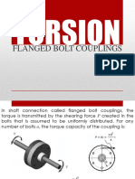 05.1 Flanged Bolt Couplings Torsion in Thin Walled Tubes Helical Springs (1)