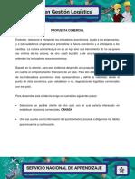 Evidencia 5. Propuesta Comercial