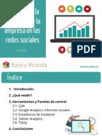 Como medir la influencia de tu empresa en las redes sociales