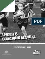 aru under 6 coaching manual
