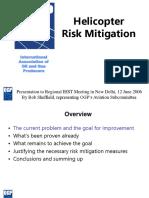 Helicopter Risk Mitigation