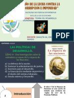 LAS POLÍTICAS DE DESARROLLO..pptx