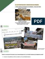 Geoquimica Ambiental Para Metales Pesados en Mineria, Analisis Para Aguas y Relaves