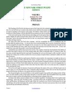 #0 - Volume 1 Preface