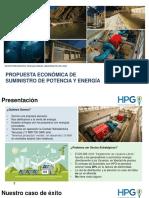 Presentación Propuesta HPG