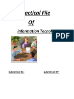 it practical file