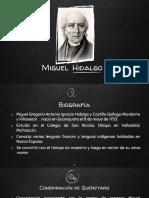 Unidad 4 Miguel Hidalgo y el Grito de Dolores - Jaime Gálvez
