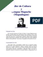 Grafemario Mapuce Raguileo