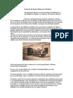 Conferencia de Juana Manso en Chivilcoy1