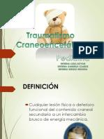 Traumatismo Craneoencefalico Pediatria CPS