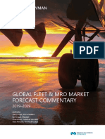 Dvb Overview of Commercial Aircraft 2018 2019
