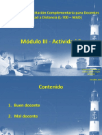 Módulo III Actividad 3