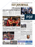 San Mateo Daily Journal 04-27-19 Edition