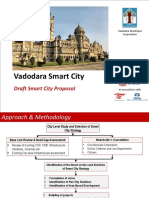 vadodara smart city proposal
