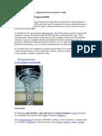 Taller de Distribucion de Aguas Potables en Edificaciones