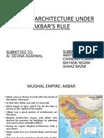 akbar archiecture ppt.pptx