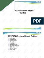 FE170CG System Repair  Guides
